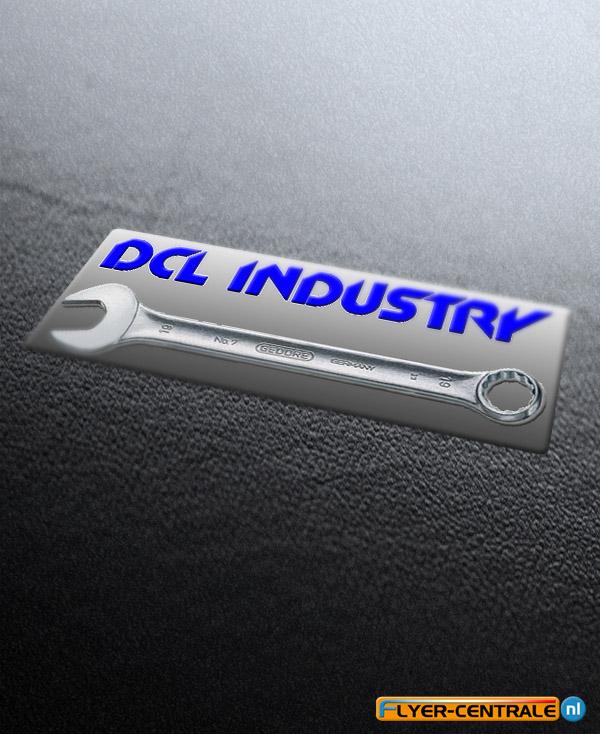 Goede logo mockup DCL Industry