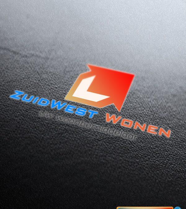 "Logo :: 0034 :: ""ZuidWest Wonen"""