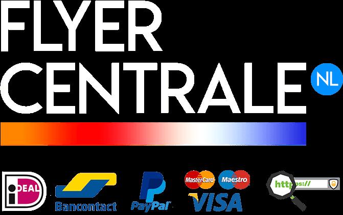 Flyer-Centrale Veilig en snel online betalen met iDeal